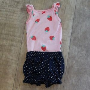 Baby Girl Outfit 3m